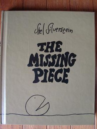 The Missing Piece (book) - Hardcover book