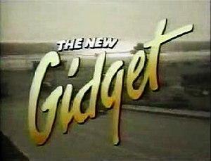The New Gidget - Season 1 title screen