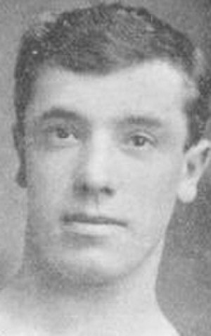 Thomas Graham (footballer, born 1887) - Graham in 1911.