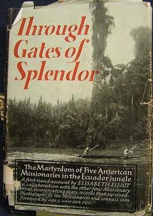 Beyond The Gates Of Splendor Wikivisually