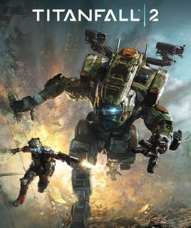 <i>Titanfall 2</i> first-person shooter video game
