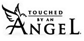 Touched by an Angel - Image: Touched by an Angel (logo)