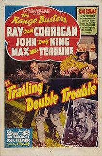 <i>Trailing Double Trouble</i> 1940 American film