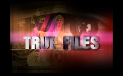 True Files title card.png