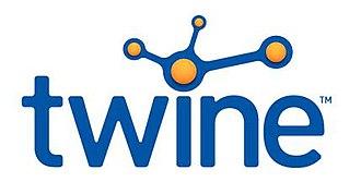 Twine (website) - Image: Twine logo
