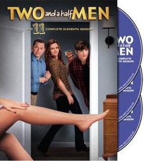<i>Two and a Half Men</i> (season 11) Season of television series