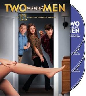 Two and a Half Men (season 11) - Image: Two and a half men, season 11, dvd cover