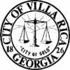 Official seal of Villa Rica, Georgia