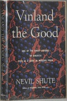 <i>Vinland the Good</i> book by Nevil Shute