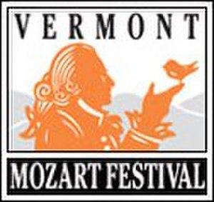 Vermont Mozart Festival - Image: Vtmozart