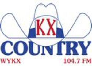 WYKX - Image: WYKX FM