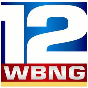 WBNG-TV - Former logo.