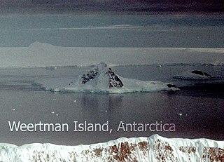 Weertman Island