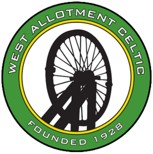 West Allotment Celtic F.C. - Image: West Allotment Celtic F.C. logo