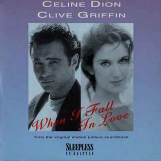 When I Fall in Love - Image: When I Fall in Love (Celine Dion and Clive Griffin version)