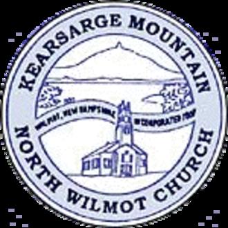 Wilmot, New Hampshire - Wilmot Baptist Church, in Wilmot Flat