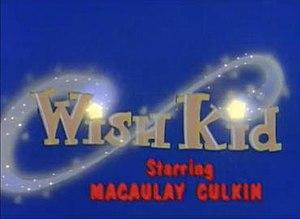 Wish Kid - Title card