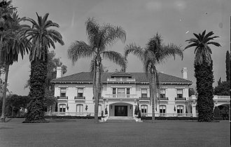 William Wrigley Jr. - Image: Wrigley Mansion