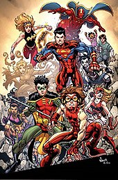 Young Justice - Wikipedia