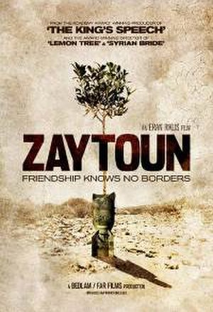 Zaytoun (film) - Image: Zaytoun Poster