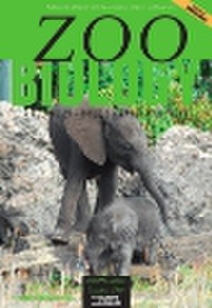 Zoo Biology - Image: Zoo Biology Cover