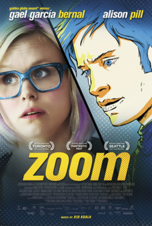 Zoom (2015 film) - Theatrical release poster