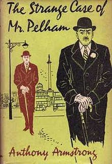 <i>The Strange Case of Mr Pelham</i>