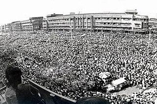 1973 Thai popular uprising