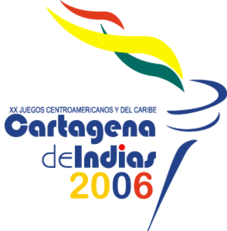 2006 Central American and Caribbean Games - Image: 2006 Central American and Caribbean Games logo