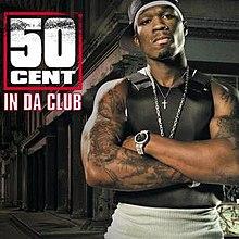 50 cent - in da club видео клип: