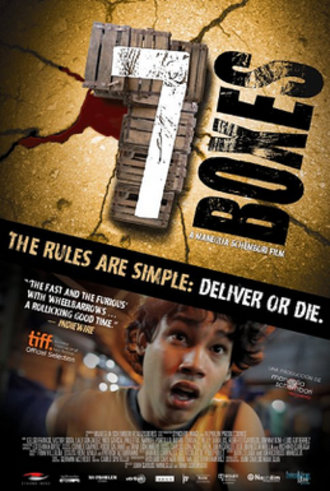 7 Boxes - Film poster