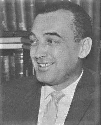 A. E. van Vogt - Van Vogt about 1963