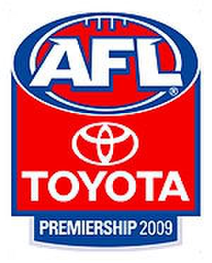 2009 AFL season - Official 2009 AFL logo