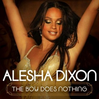 The Boy Does Nothing - Image: ALESHA TBDN OFFICIAL