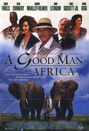 A Good Man in Africa - Image: A Good Man In Africa