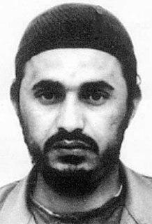 Abu Musab al-Zarqawi Jordanian jihadist