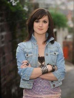 Alys (TV series) - Sara Lloyd-Gregory as Alys