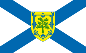 Annapolis County, Nova Scotia - Image: Annapolis County, NS flag