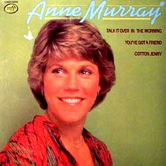 Talk It Over in the Morning - Image: Anne Murray Talk it Over (MFP)