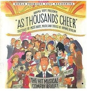 As Thousands Cheer - As Thousands Cheer 1998 cast