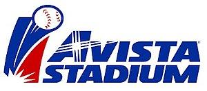 Avista Stadium - Image: Avista Stadium logo