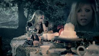 Alice (Avril Lavigne song) - Image: Avril lavigne alice tea party