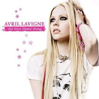 The Best Damn Thing (song) - Image: Avril lavigne the best damn thing single