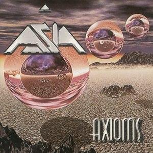 Axioms (album) - Image: Axioms (album)