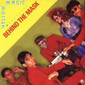 Behind the Mask (Yellow Magic Orchestra song) - Image: BT Msingle 1