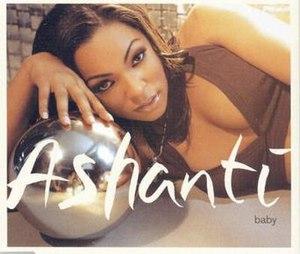Baby (Ashanti song) - Image: Baby Ashanti