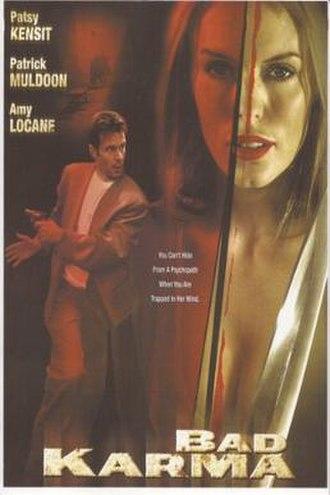 Bad Karma (2002 film) - Image: Bad Karma (2002 film)
