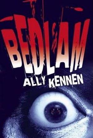 Bedlam (Kennen novel) - First edition cover