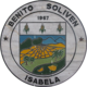 Official seal of Benito Soliven