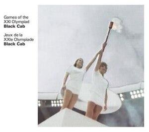 Games of the XXI Olympiad (album) - Image: Black Cab Olympiad album